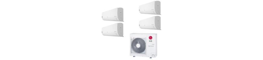 Multisplit Klimageräte   Kaufen Sie Ihre Klimaanlage in Italien!
